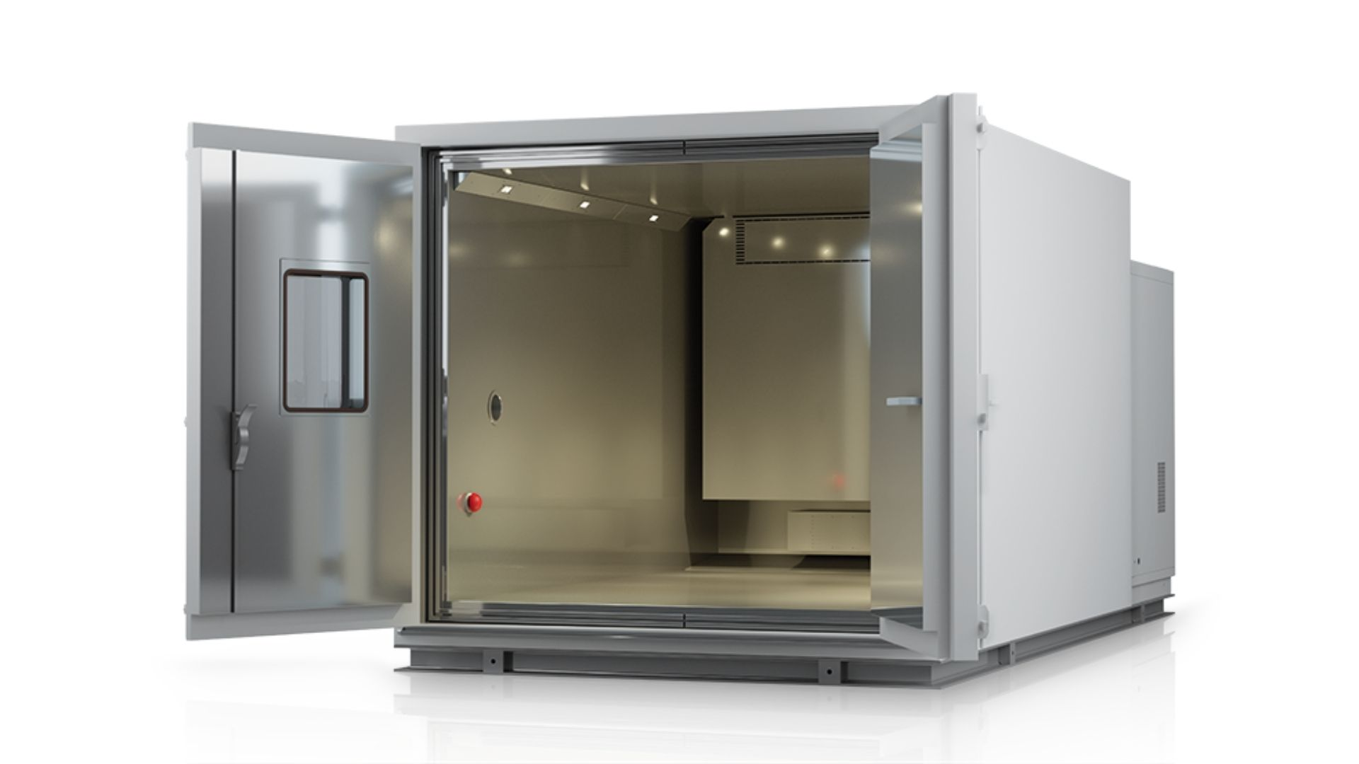 Climate chamber for EV batteries