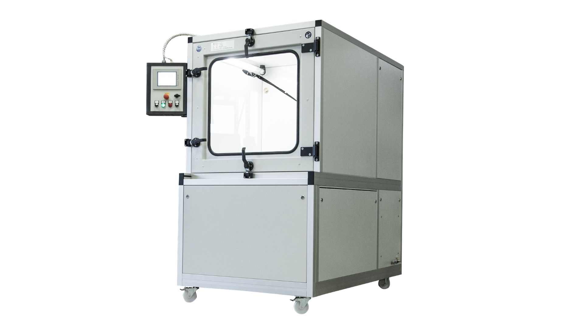 Dust -TEST -System-ITS-GmbH